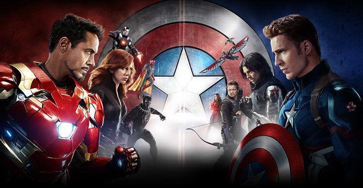 Captain America: Civil War Marvels Captain America Civil War Comes to Home Video in