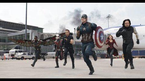 Captain America: Civil War Captain America Civil War 2016 IMDb