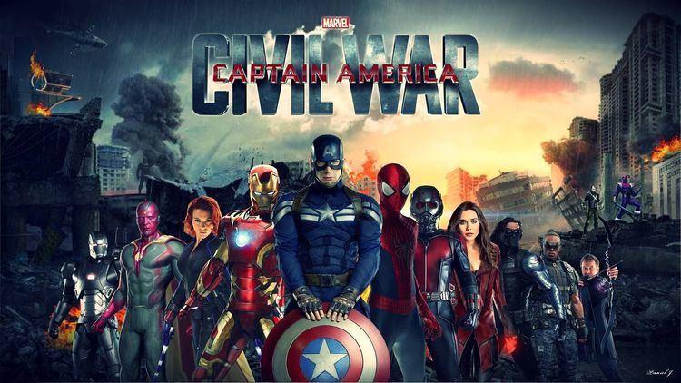 Captain America: Civil War Captain America Civil War Voted Late Night Movie