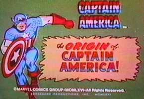 Captain America in other media