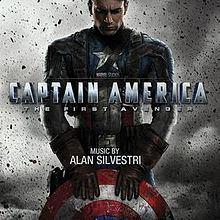 Captain America: The First Avenger (soundtrack) httpsuploadwikimediaorgwikipediaenthumbb