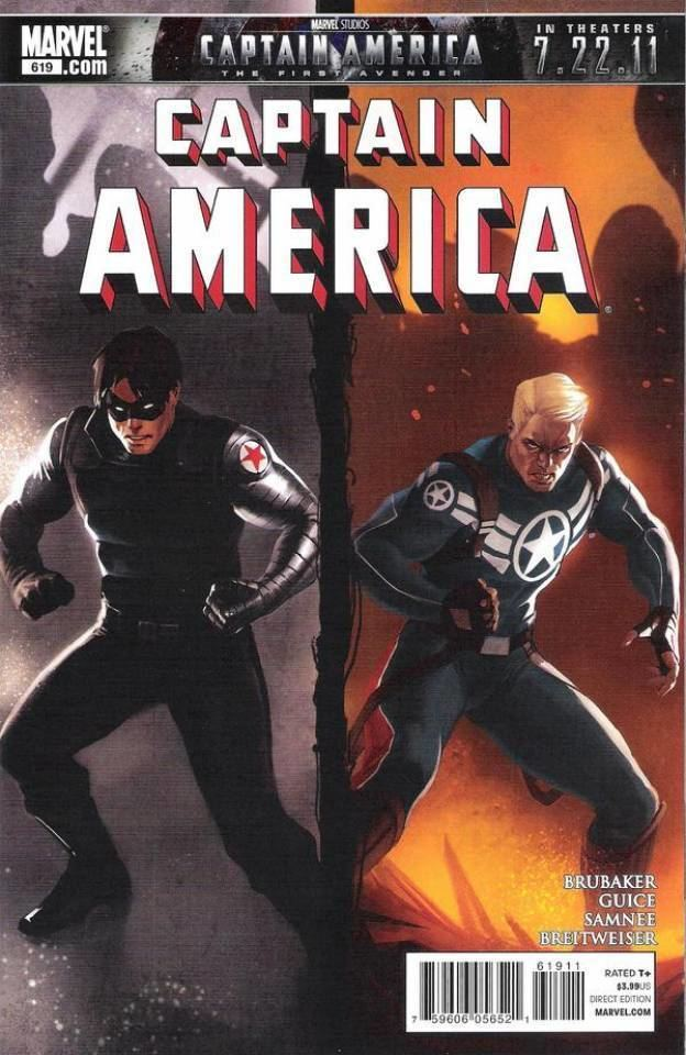 Captain America (vol. 5) Captain America Volume Comic Vine