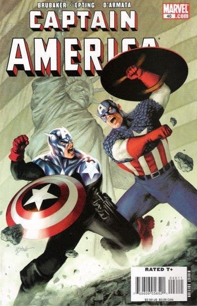 Captain America (William Burnside) Meet William Burnside Possible Villain of 39Captain America 339 CBR