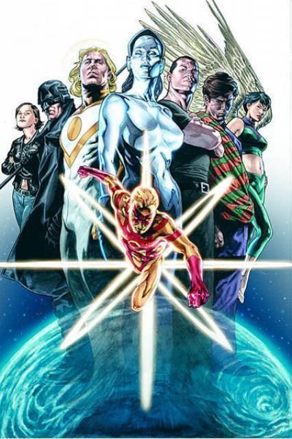 Captain Atom Captain Atom Character Comic Vine