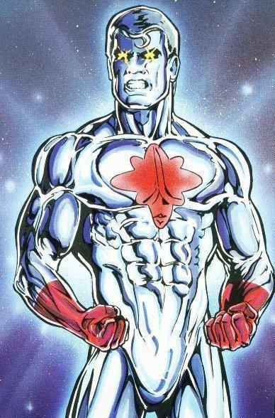Captain Atom Captain Atom Character Giant Bomb