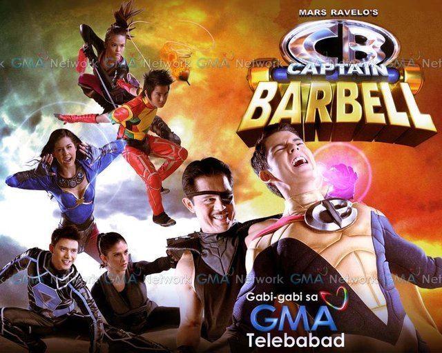 Captain Barbell (2011 TV series) https2bpblogspotcom48iRKKBjvmwTamuUEfynCI