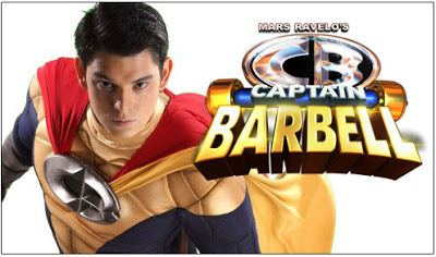 Captain Barbell (2011 TV series) Pinoy Superheroes Universe CAPTAIN BARBELL 2011 Certified