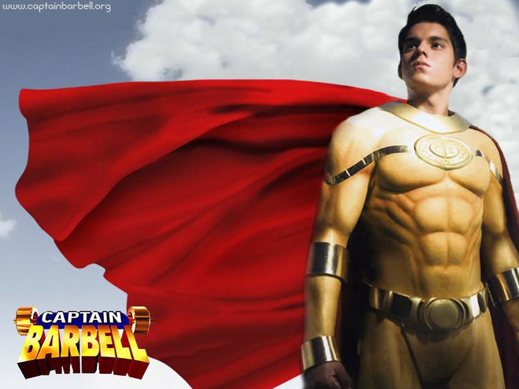 Captain Barbell Pinoy Superheroes Universe The TRUTH About CAPTAIN BARBELL