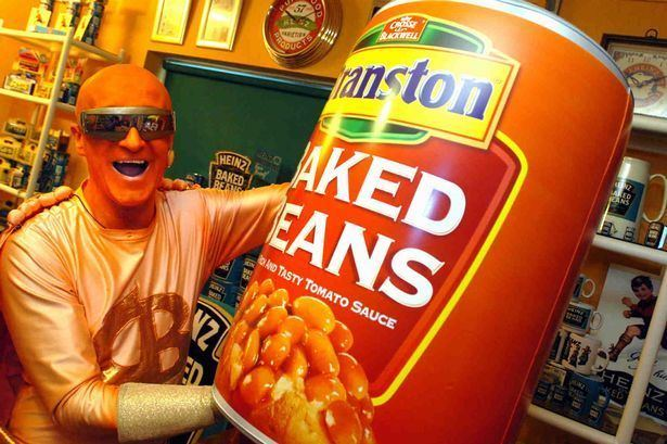 Captain Beany Captain Beany says building a baked bean museum in his council house