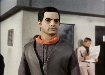 Captain Black (Captain Scarlet) Cast of Characters Captain Black