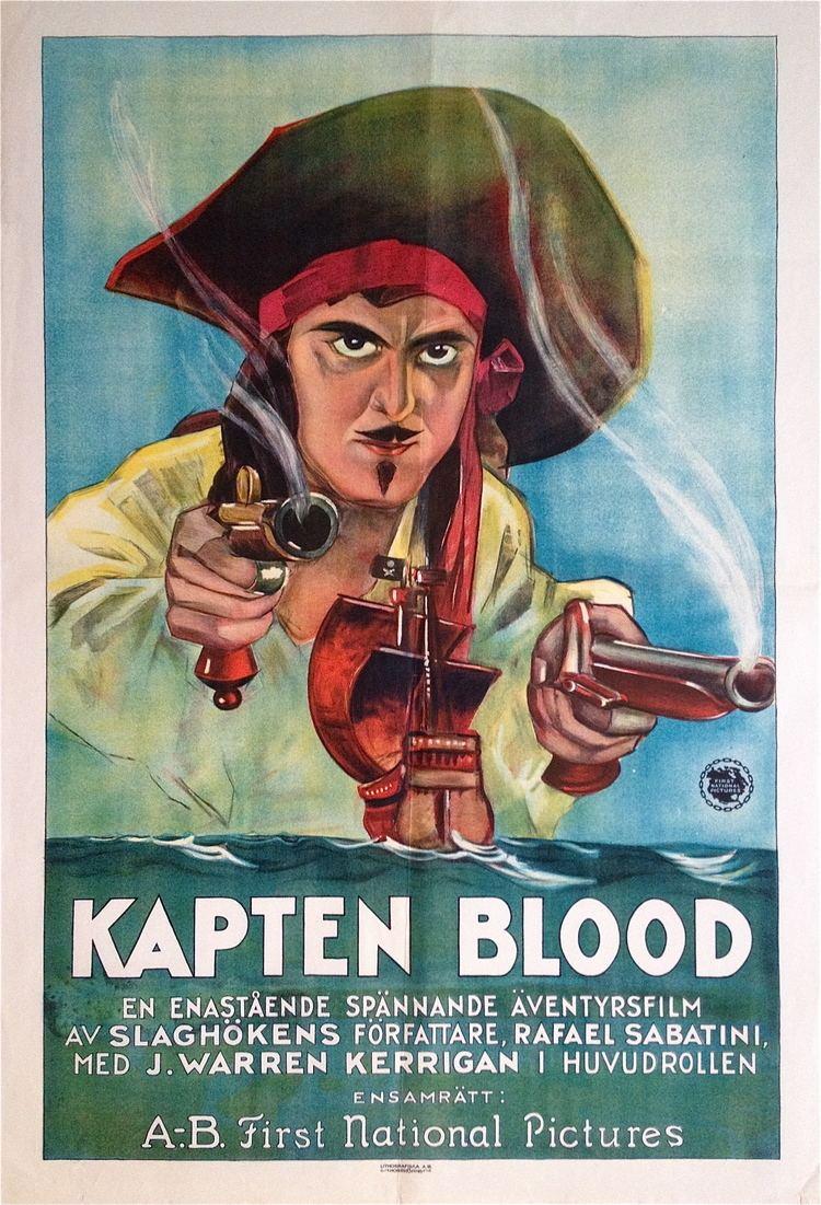 Captain Blood (1924 film) Captain Blood 1924 Stars J Warren Kerrigan Jean Paige