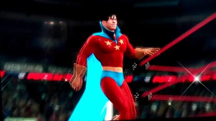 Captain Boom ps3 wwe 2k15 kapitan boom YouTube