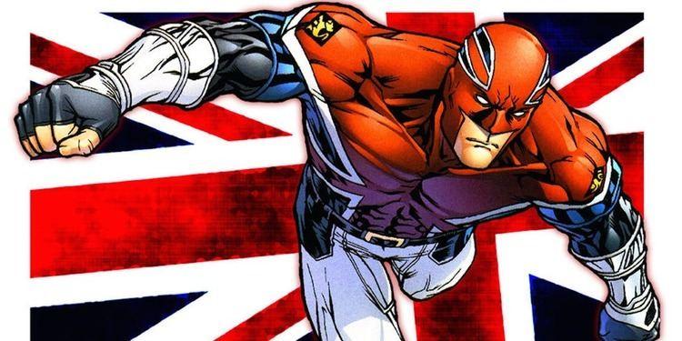Captain Britain Marvel TV Developing Captain Britain Series