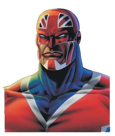 Captain Britain Captain Britain Brian Braddock Marvel Universe Wiki The