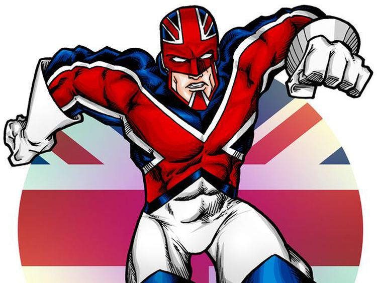 Captain Britain Captain Britain UK39s obscure first superhero could be resurrected