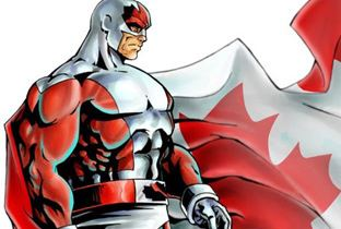 Captain Canuck It39s official Captain Canuck is getting his own film Do July