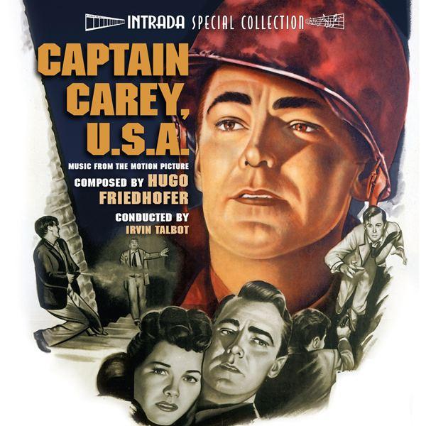 Captain Carey, U.S.A. BRIDE OF VENGEANCE CAPTAIN CAREY USA