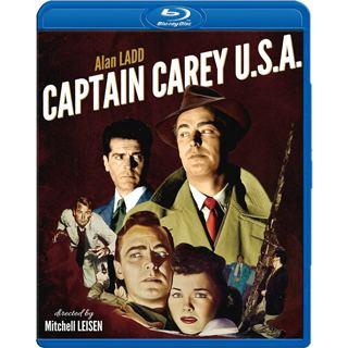 Captain Carey, U.S.A. DVD Savant Bluray Review Captain Carey USA