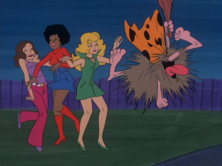 Captain Caveman and the Teen Angels DVD Review Captain Caveman and the Teen Angels Inside Pulse