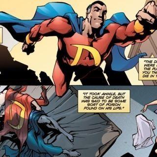 Captain Dynamo (comics) Captain Dynamo Character Comic Vine