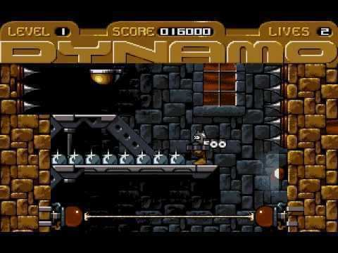 Captain Dynamo (video game) DOS Game Captain Dynamo YouTube