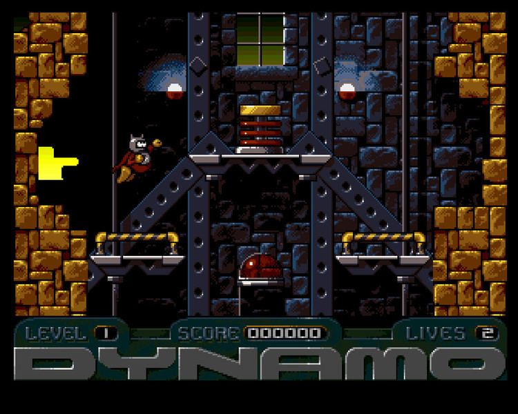 Captain Dynamo (video game) Captain Dynamo ROM lt Amiga ROMs Emuparadise