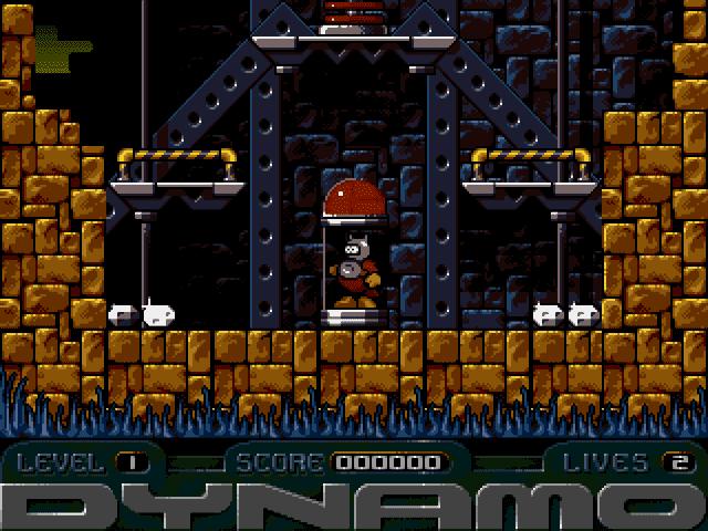 Captain Dynamo (video game) RETRO SPIRIT GAMES February 2014