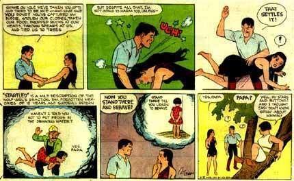 Captain Easy Roy Crane Lambiek Comiclopedia