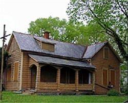 Captain Edward V. Rickenbacker House