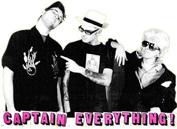 Captain Everything! LeftLion Captain Everything