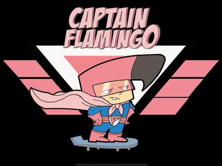 Captain Flamingo Captain Flamingo