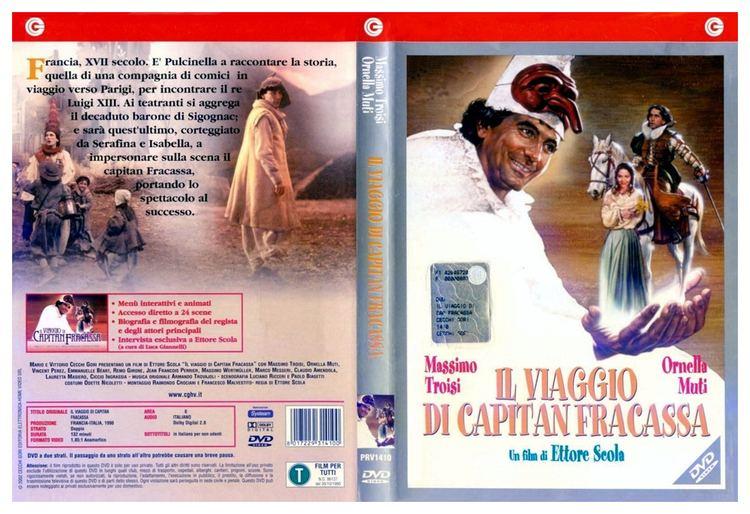 Captain Fracassa's Journey Il Viaggio di Capitan Fracassa