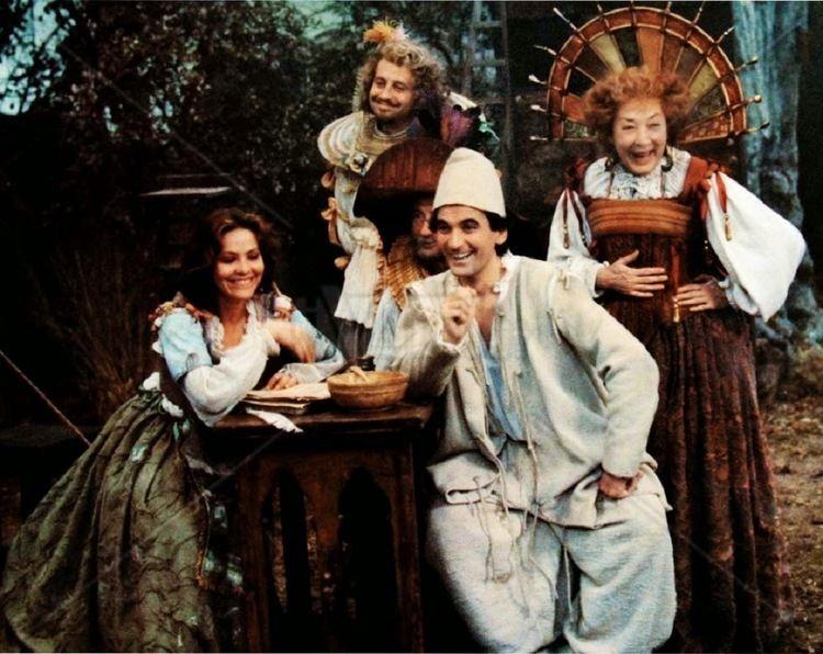 Captain Fracassa's Journey Cinema e teatro IL VIAGGIO DI CAPITAN FRACASSA Captain Fracassas