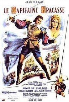 Captain Fracasse (1961 film) httpsuploadwikimediaorgwikipediaenthumb3