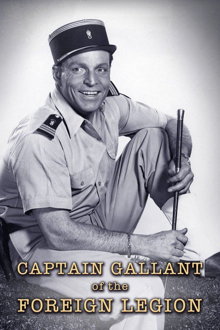 Captain Gallant of the Foreign Legion wwwgstaticcomtvthumbtvbanners348583p348583