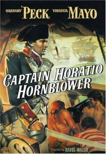 Captain Horatio Hornblower Amazoncom Captain Horatio Hornblower Gregory Peck Virginia Mayo