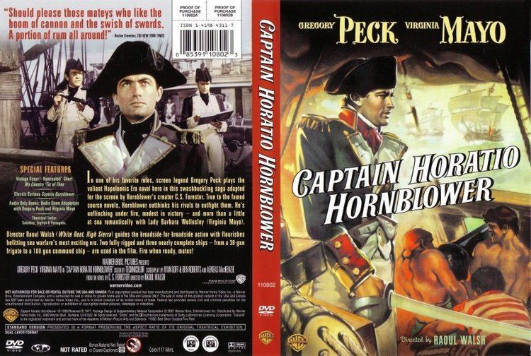 Captain Horatio Hornblower Captain Horatio Hornblower Movie DVD Scanned Covers Captain