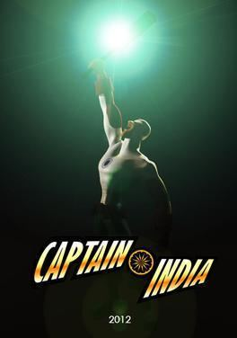 Captain India movie poster