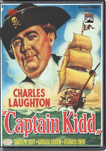 Captain Kidd (film) REVIEW Captain Kidd 1945 Poncho Bear
