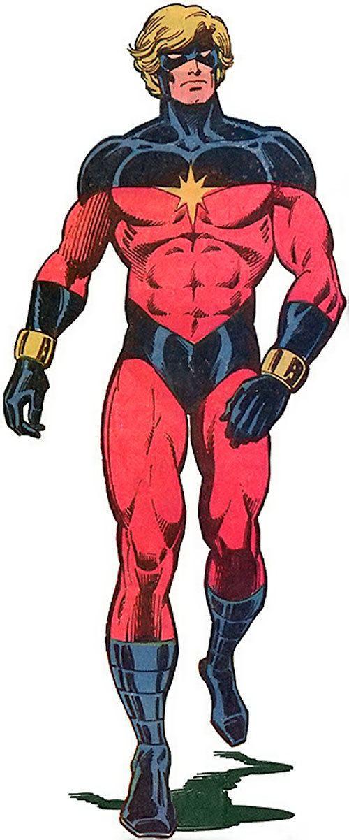 Captain Marvel (Mar-Vell) Captain Marvel Marvel Comics MarVell Avengers Cosmic