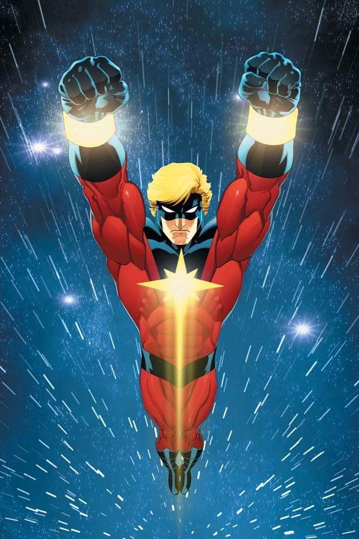 Captain Marvel (Mar-Vell) Respect Captain Marvel MarVell respectthreads