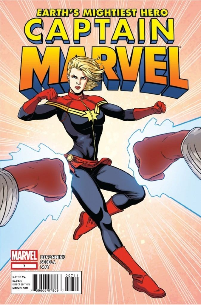 Captain Marvel (Marvel Comics) Captain Marvel Marvel Comics Captain Marvel Comics Funtastic