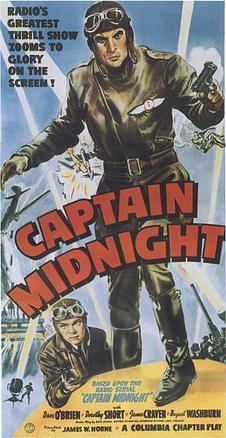 Captain Midnight (serial) Captain Midnight serial Wikipedia