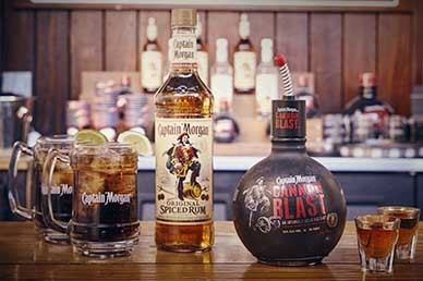 Captain Morgan Captain Morgan Rum Drinks amp Recipes