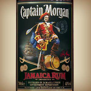 Captain Morgan Spiced Rum Drink Captain Morgan Original Spiced Gold