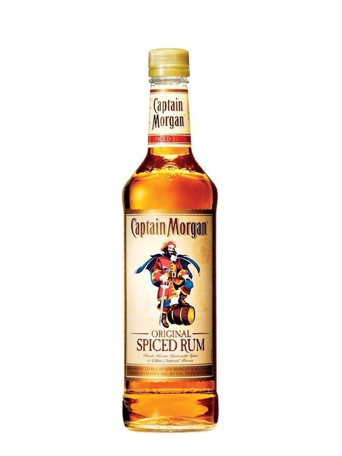 Captain Morgan Rum CAPTAIN MORGAN Spiced Rum 35 Maison du Whisky