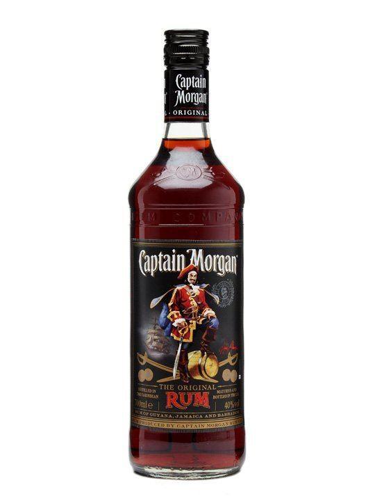 Captain Morgan Captain Morgan Rum The Whisky Exchange