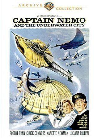 Captain Nemo and the Underwater City Amazoncom Captain Nemo and the Underwater City Robert Ryan