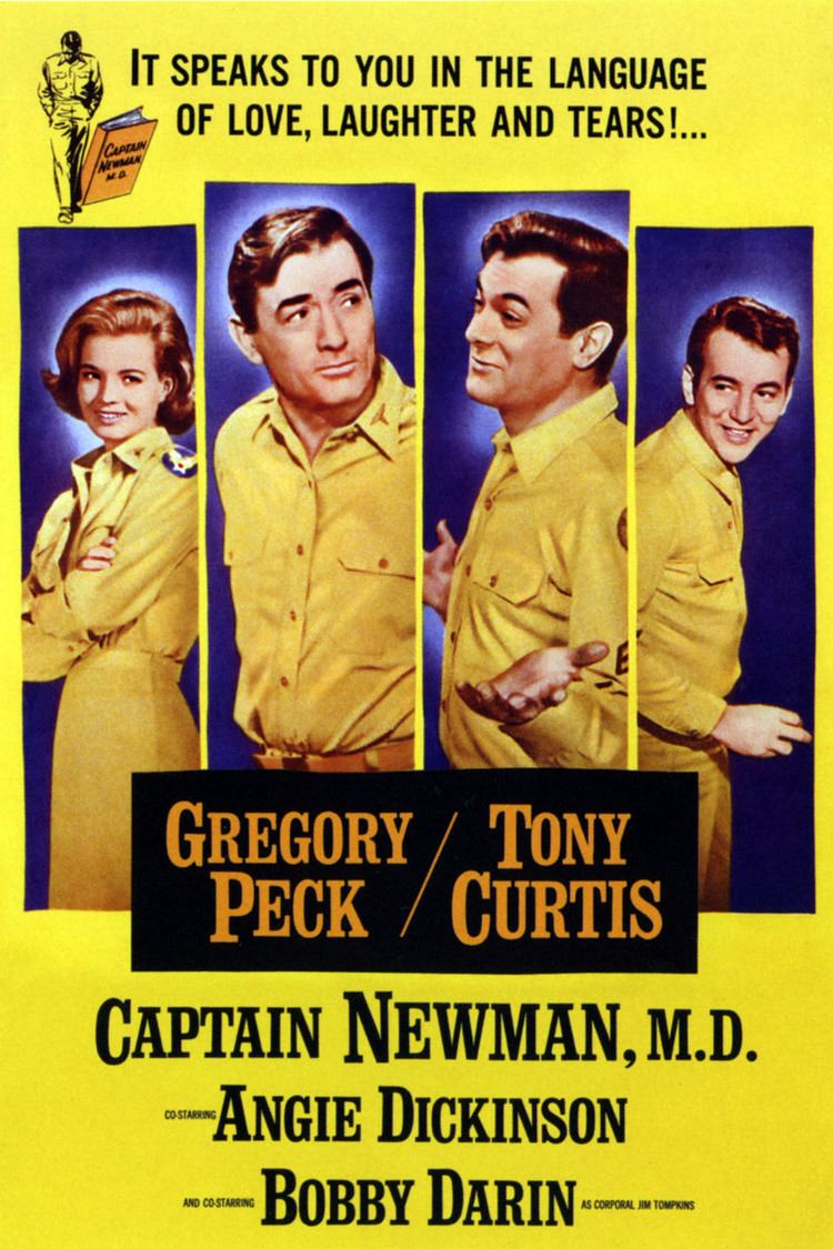 Captain Newman, M.D. wwwgstaticcomtvthumbdvdboxart548p548dv8a