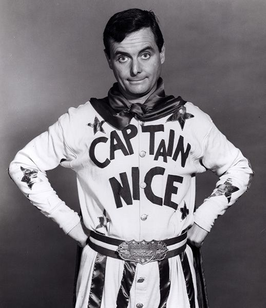 Captain Nice Actor William Daniels and His Acting Roles In Movies TV and On Stage